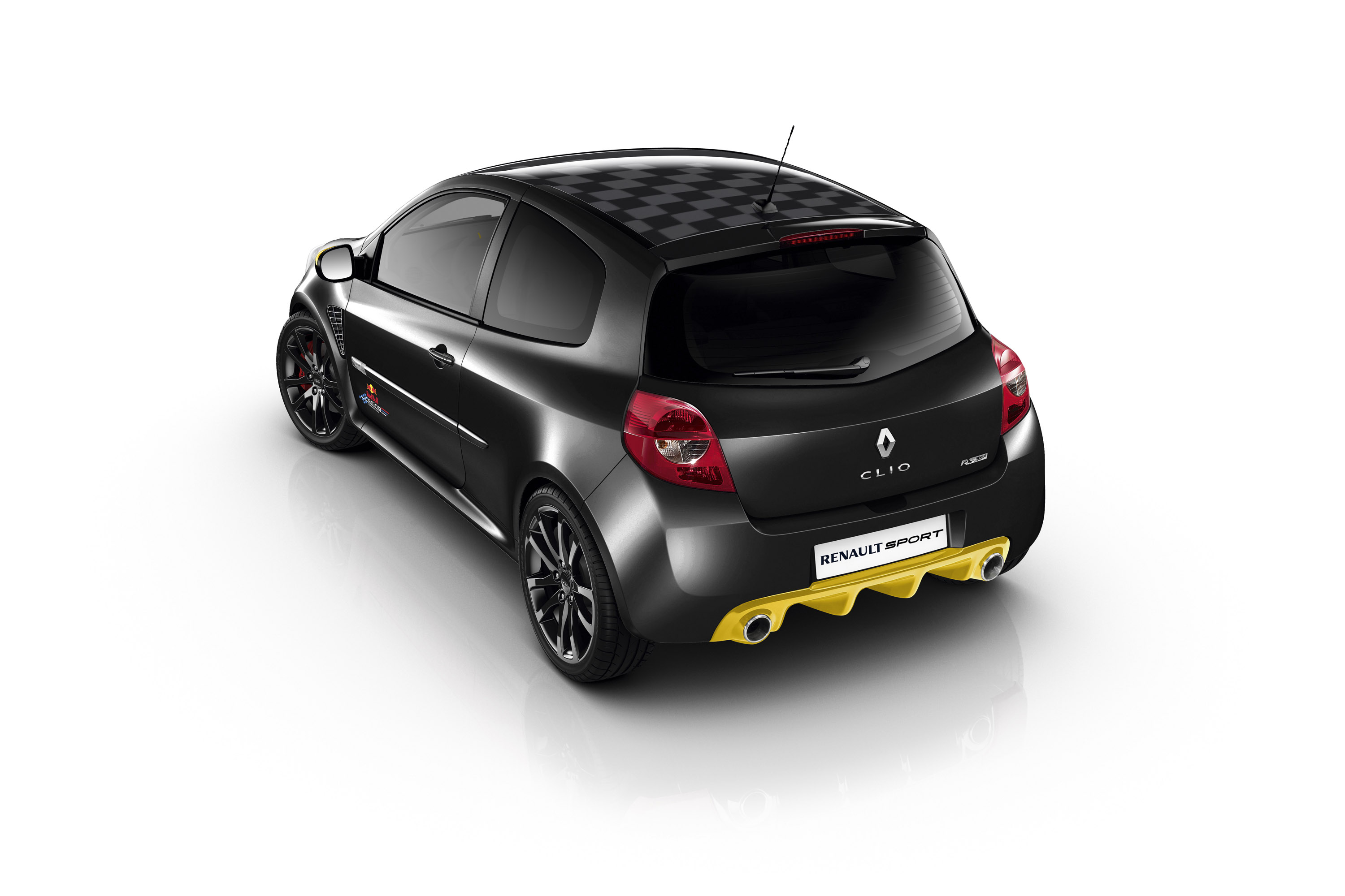 2012 renault clio rs red bull racing rb7 hd pictures. Black Bedroom Furniture Sets. Home Design Ideas