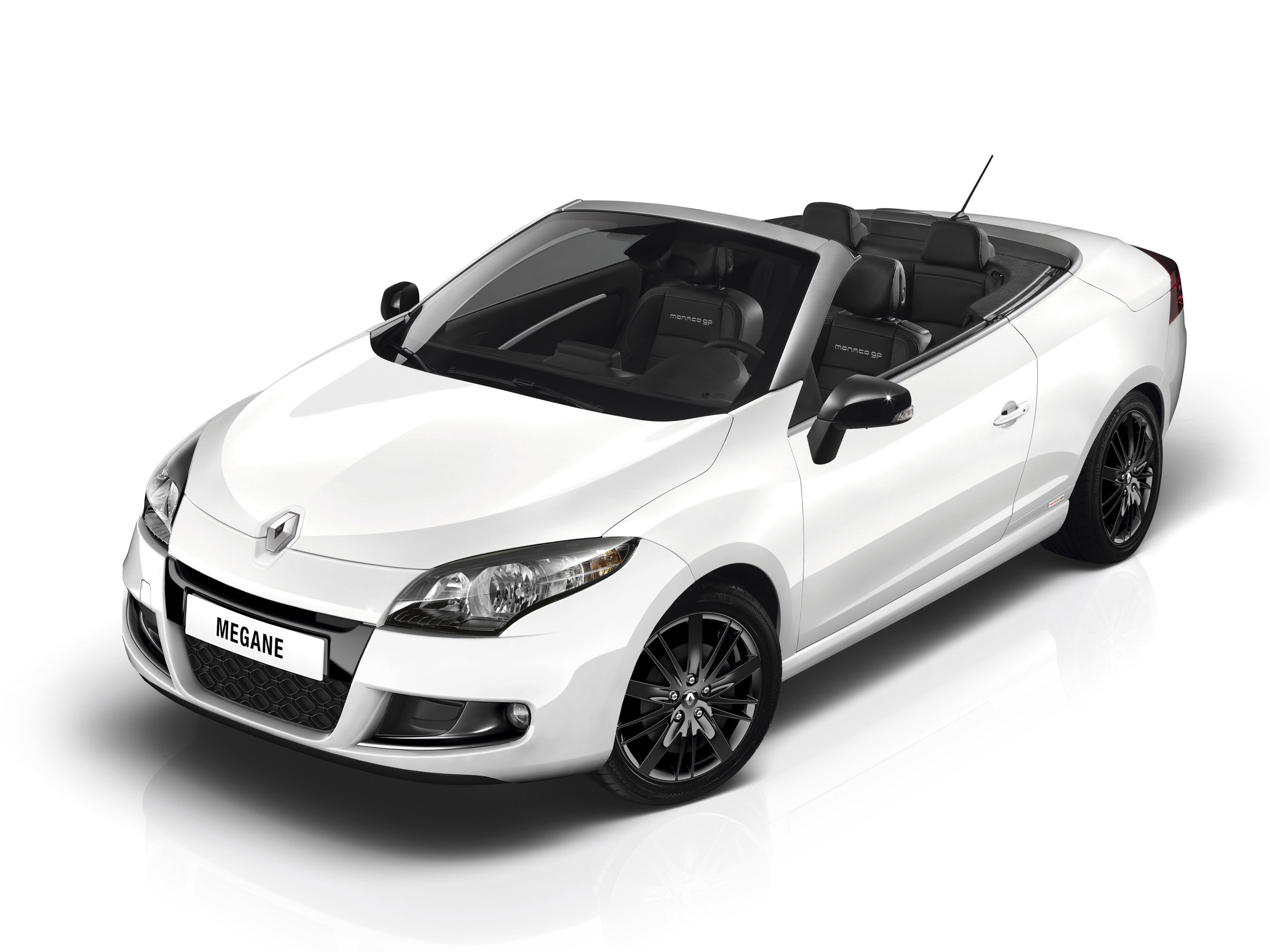 2012 renault megane monaco gp coupe cabriolet hd pictures. Black Bedroom Furniture Sets. Home Design Ideas