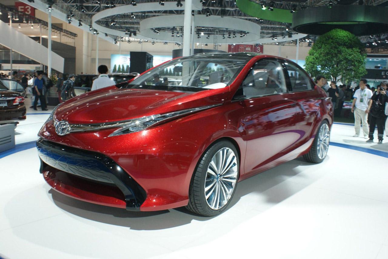 Toyota Dear Qin Concept photo #1
