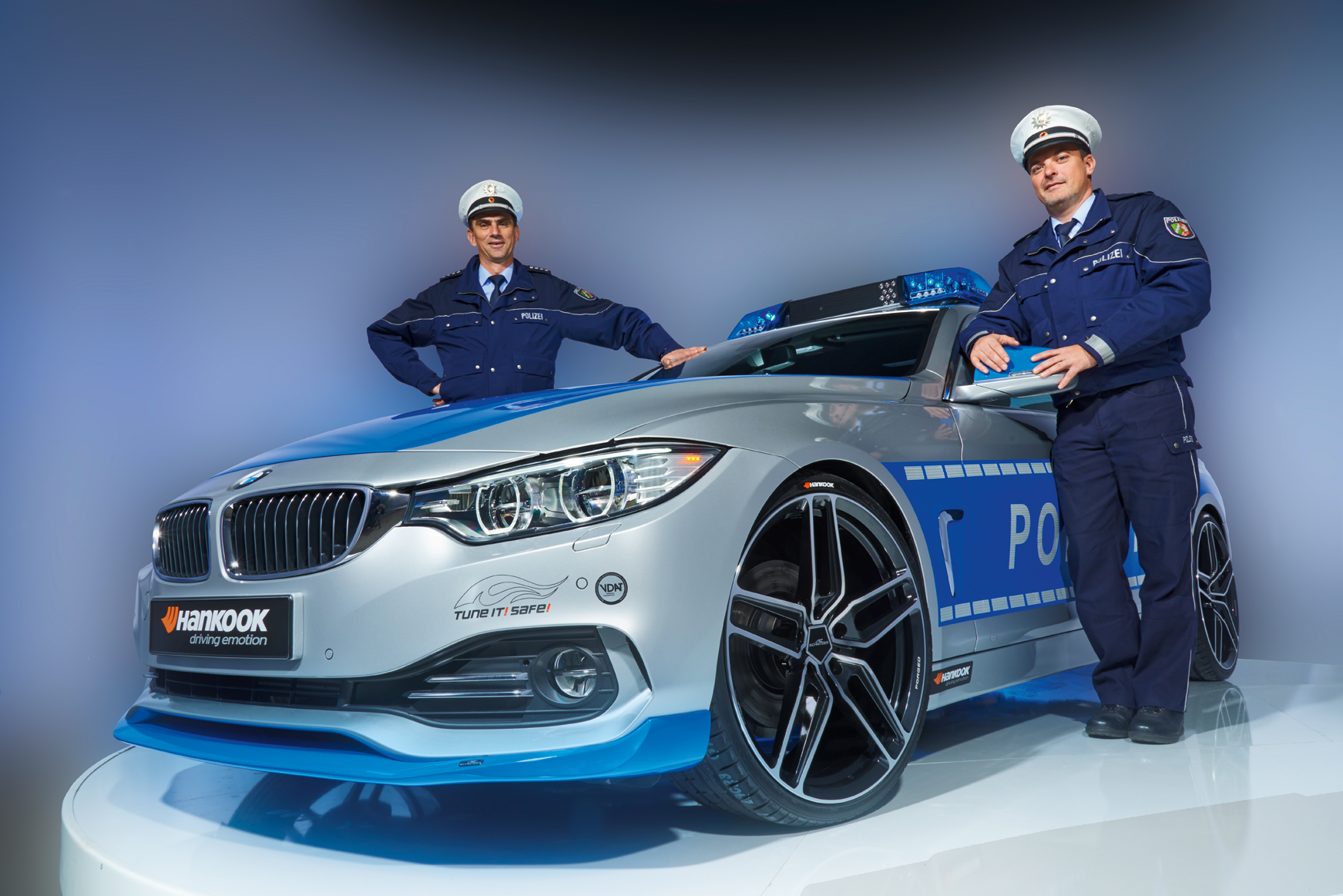 AC Schnitzer BMW 428i Police Coupe photo #1