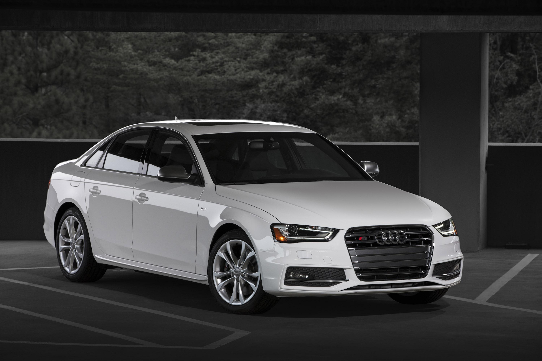 Audi A4-S4-Allroad photo #1