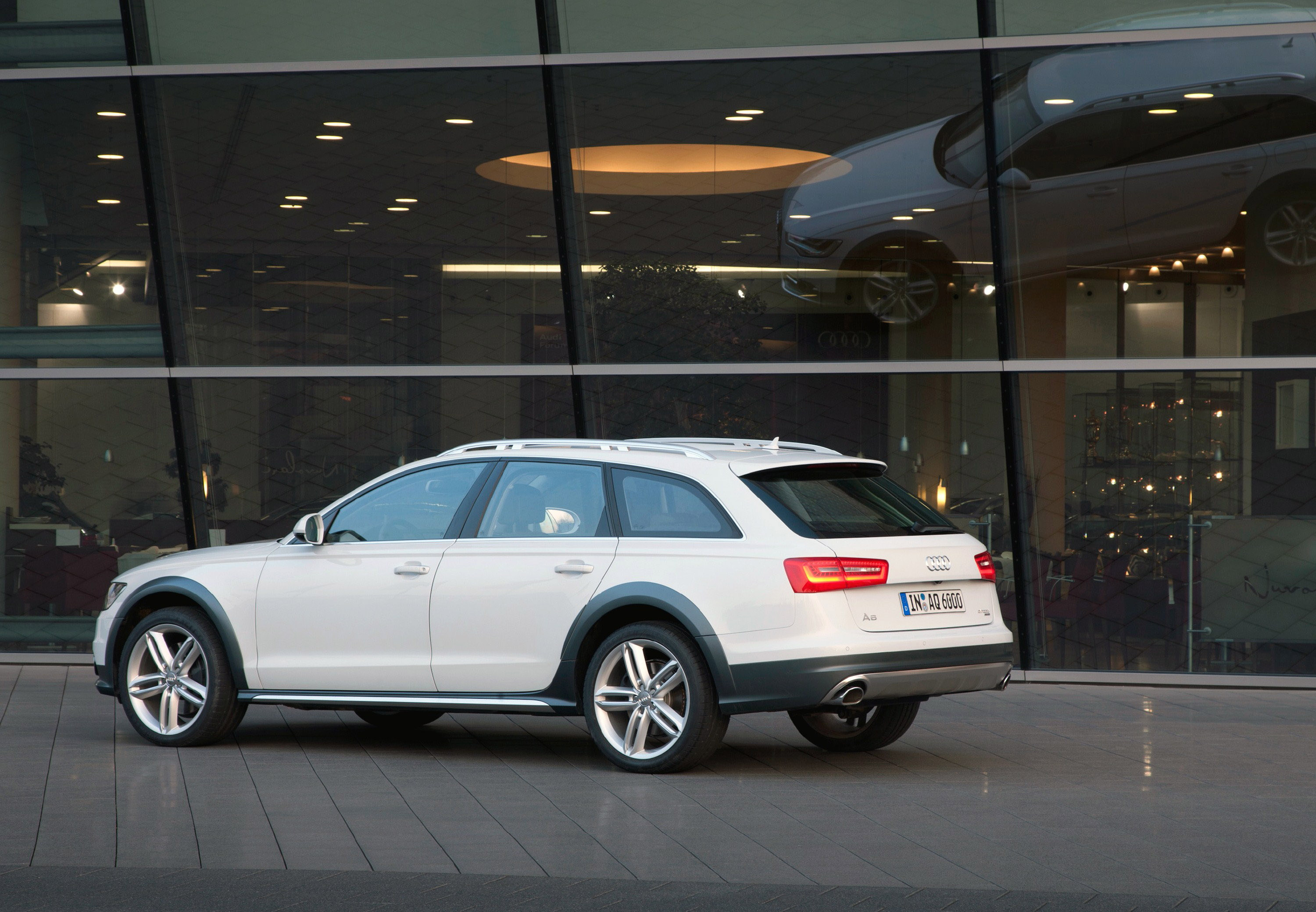 2013 audi a6 allroad quattro hd pictures. Black Bedroom Furniture Sets. Home Design Ideas