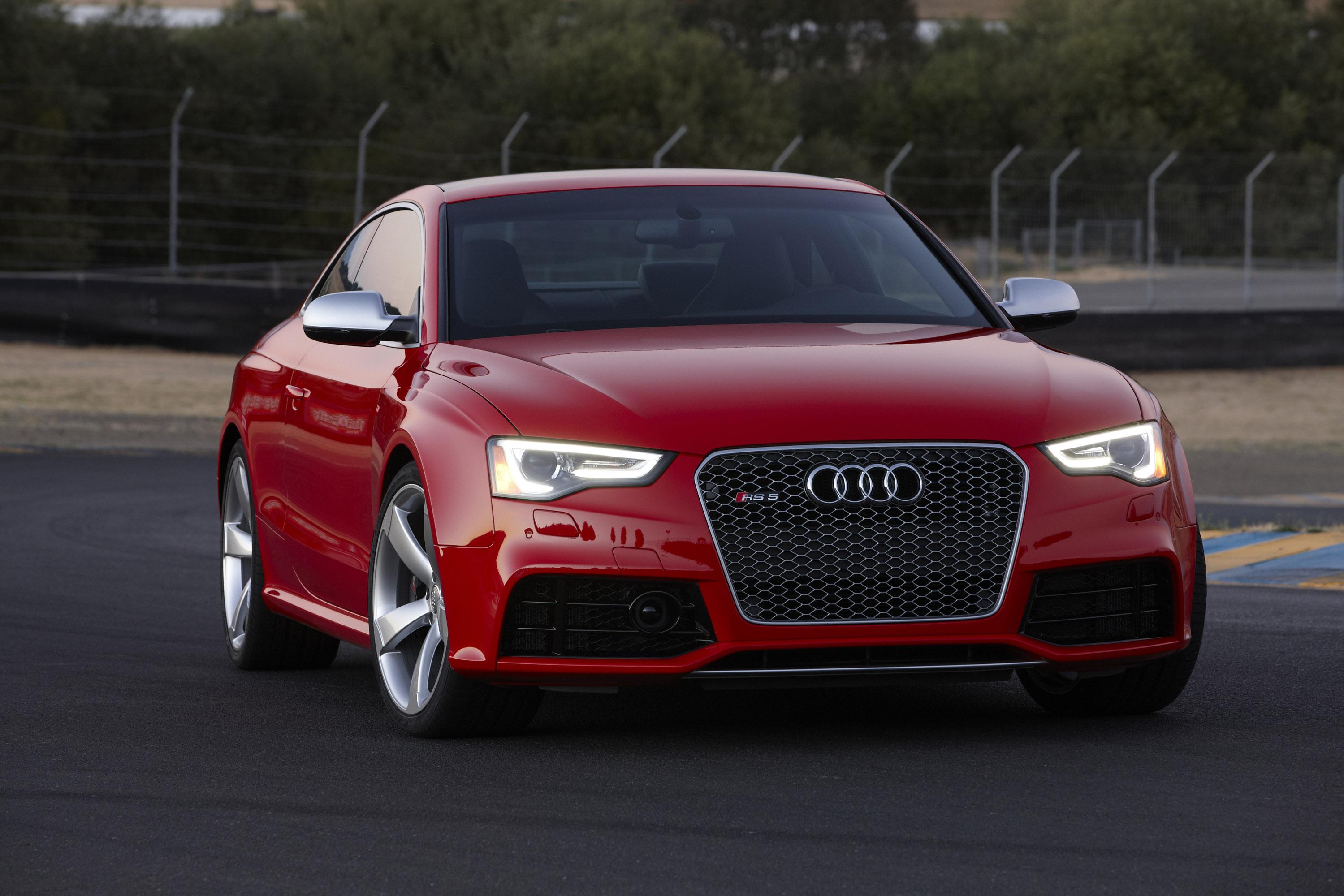 Audi RS5 photo #1