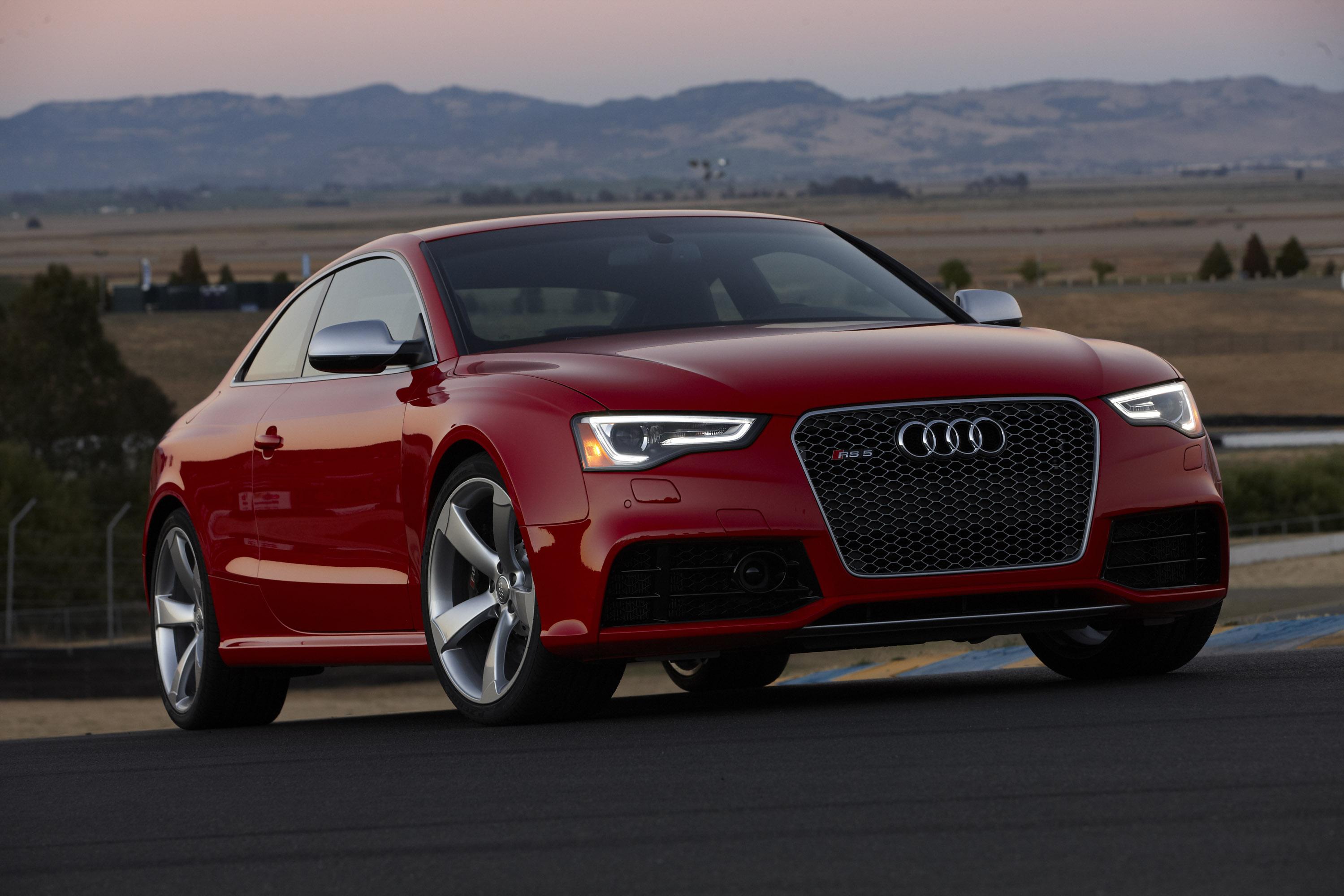 Audi RS5 photo #2