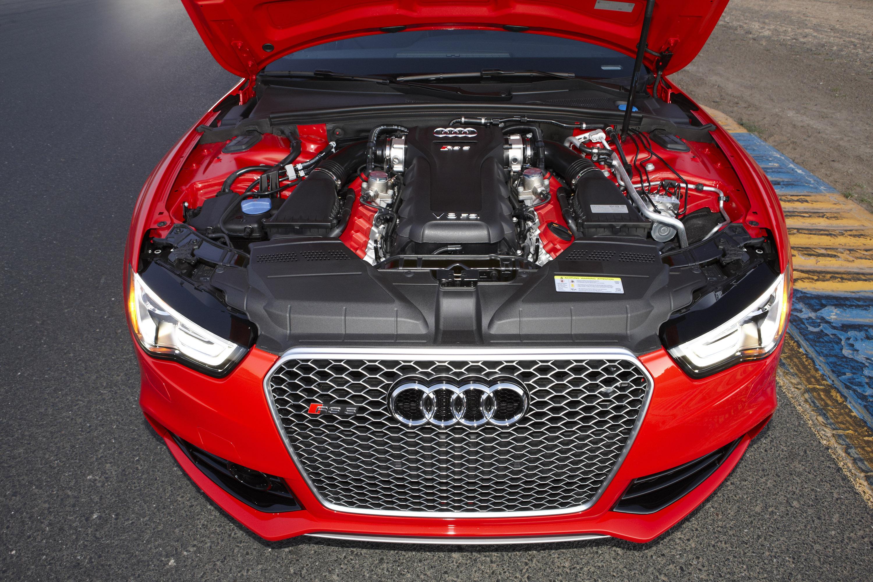Audi RS5 photo #57