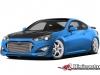 Bisimoto Hyundai Genesis Coupe 2013