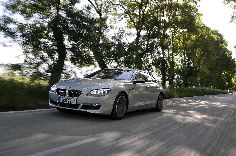 BMW Gran Coupe  № 1096949 без смс