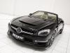 2013 Brabus 800 Roadster Mercedes-Benz SL 65 AMG thumbnail photo 13492