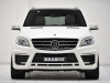 2013 Brabus B63S-700 Widestar Mercedes-Benz ML 63