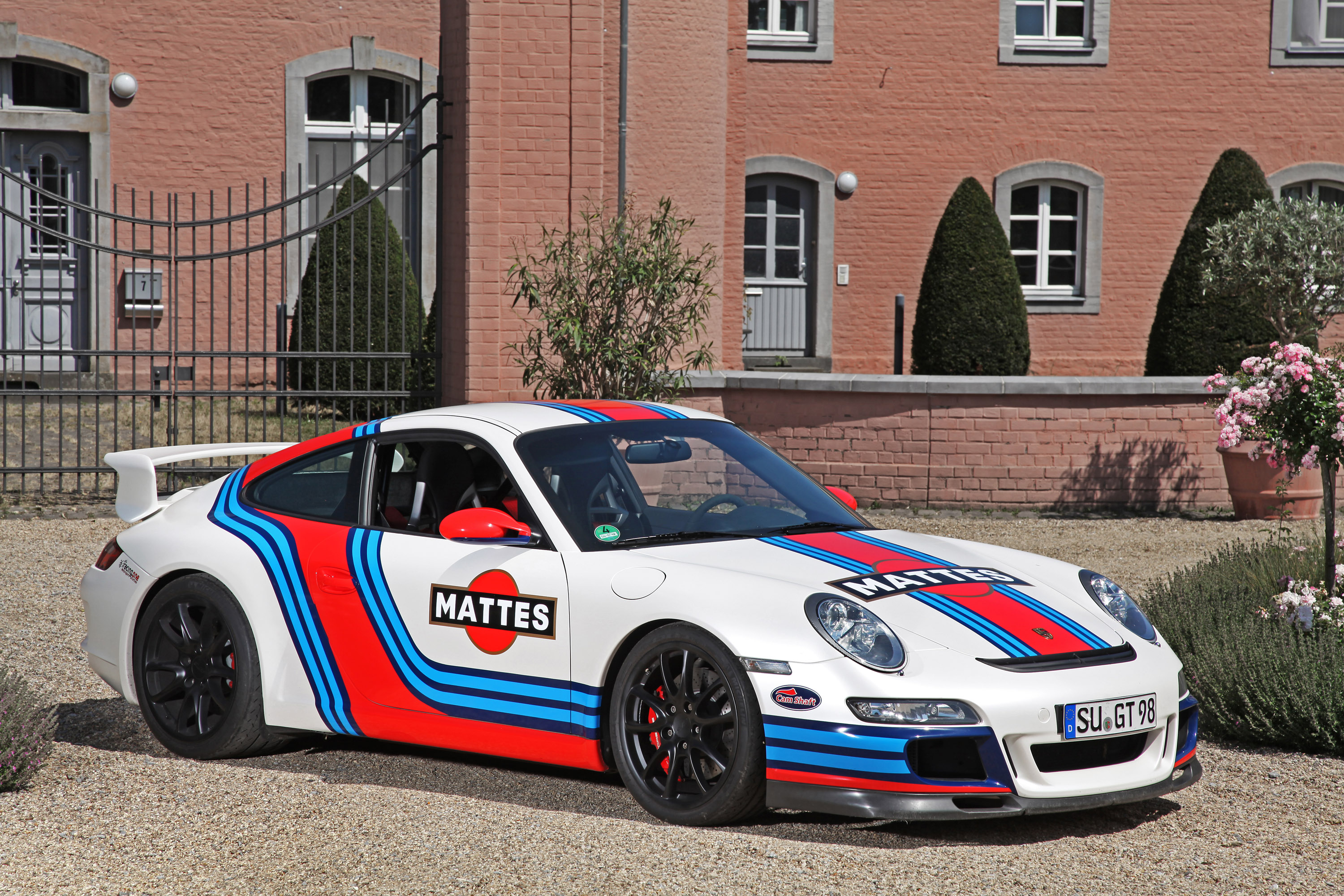 CAM SHAFT Porsche 997 GT3 photo #1