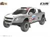 2013 Chevrolet EVR Proto VX-101 Rally Raid Concept