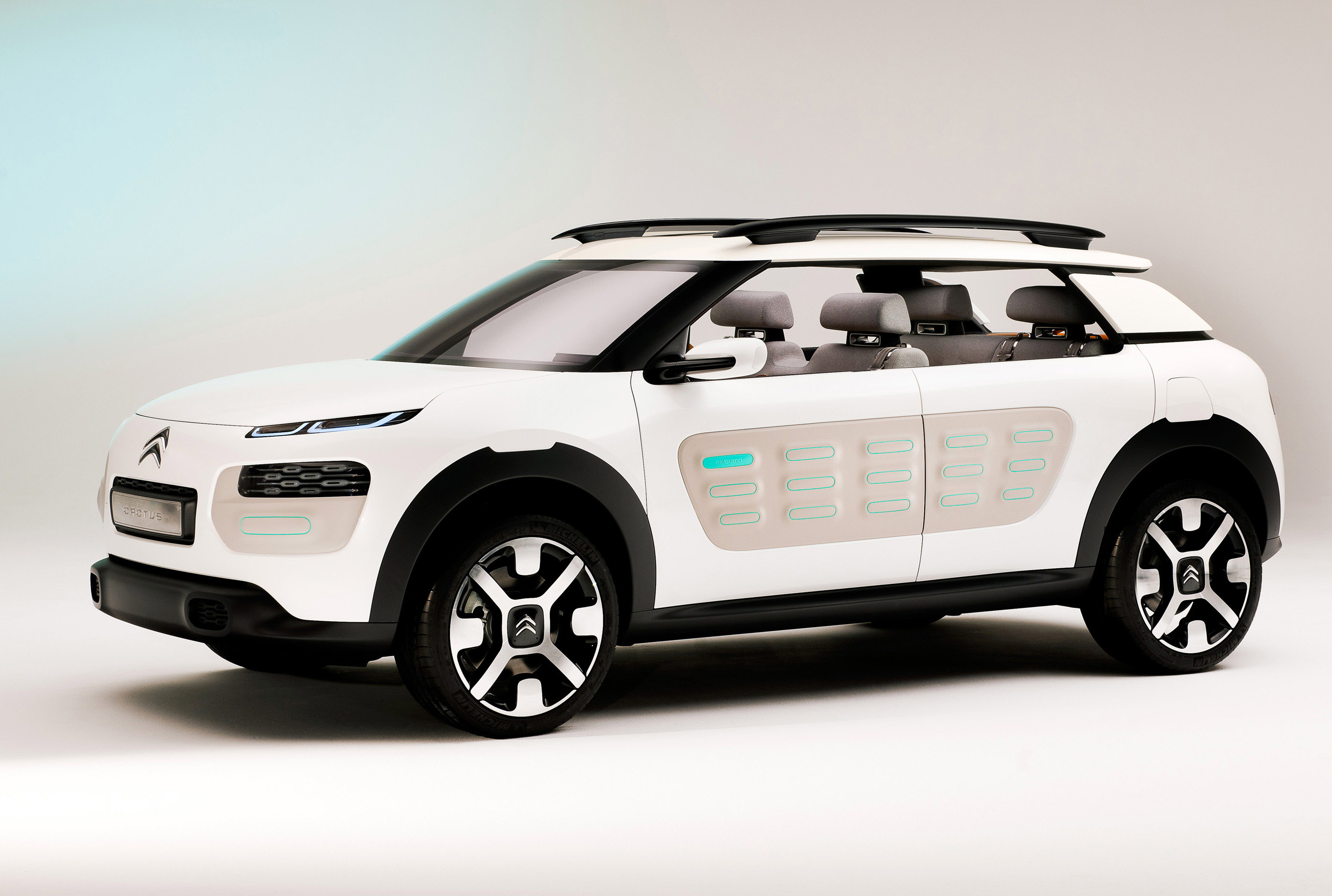 Citroen Cactus Concept photo #1