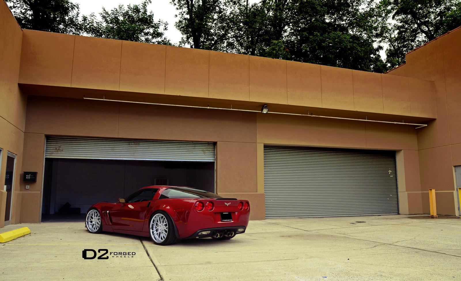 D2FORGED Chevrolet Corvette Grand Sport photo #8