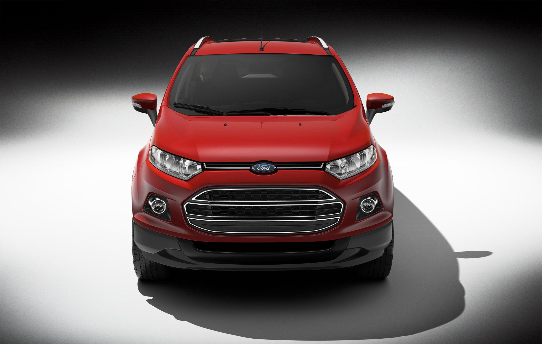 Ford Ecosport photo #1