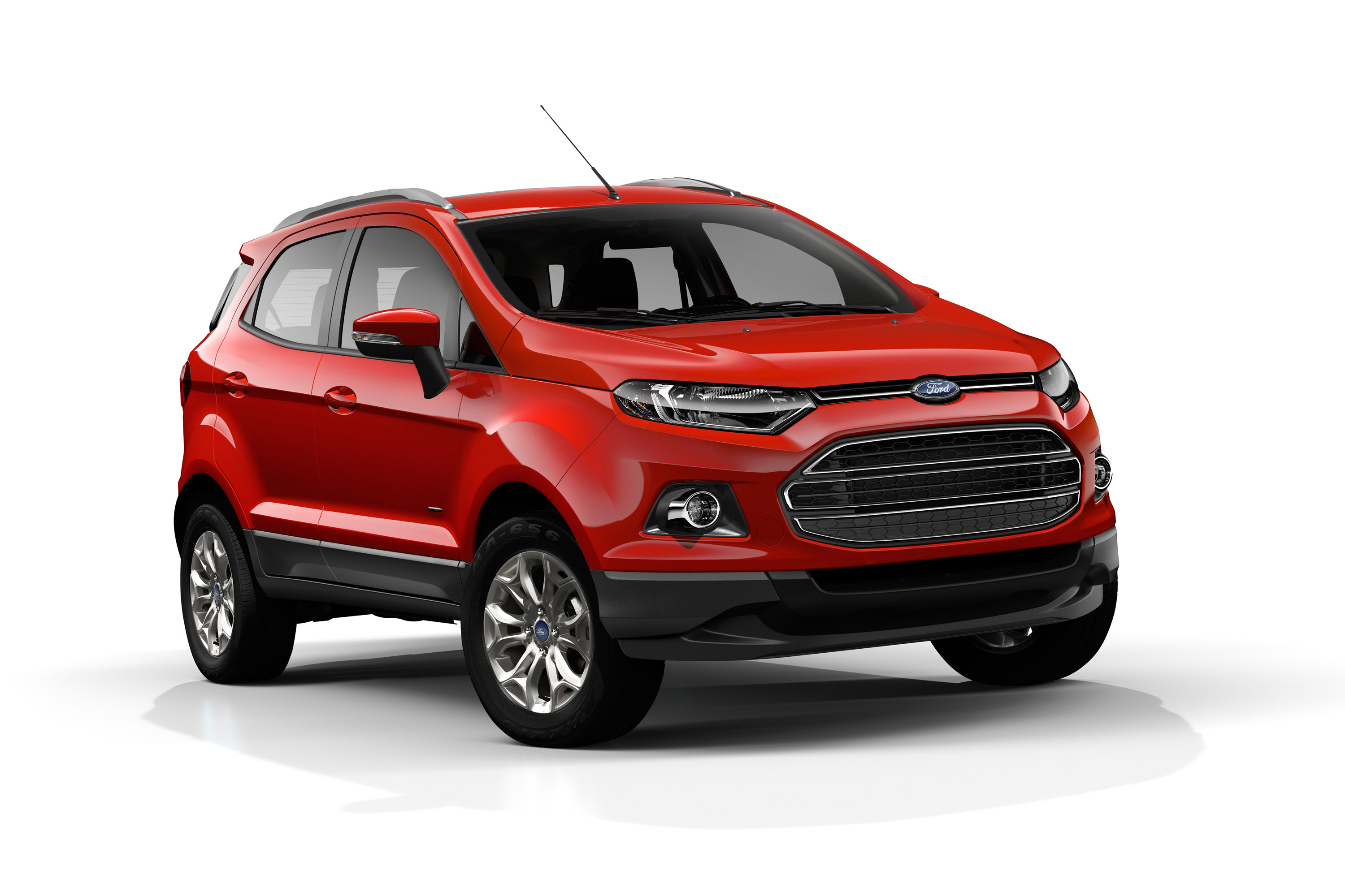 Ford Ecosport photo #2