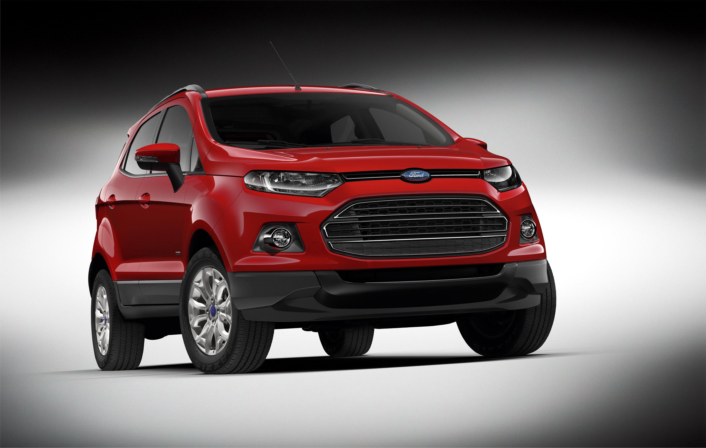 Ford Ecosport photo #3