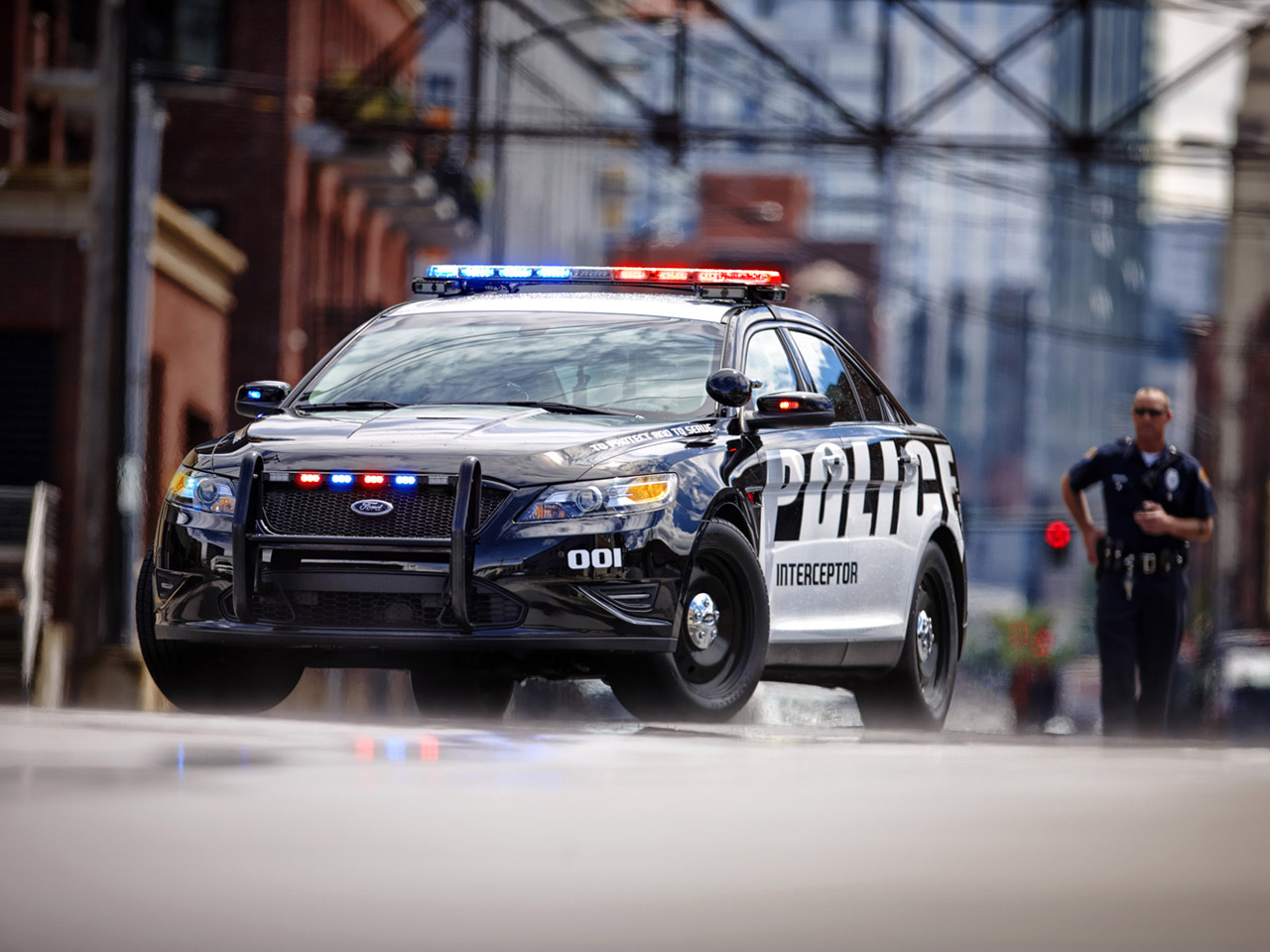 Ford Police Interceptors photo #1