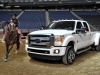 Ford Super Duty Platinum 2013