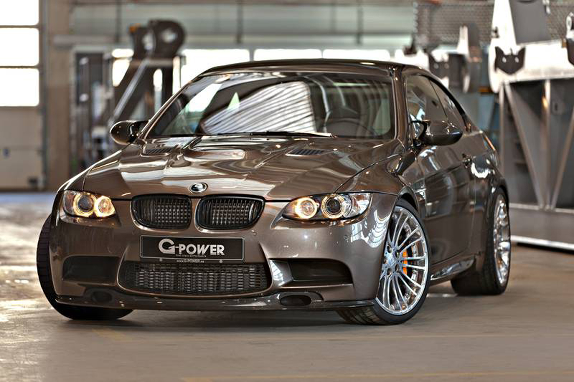G-Power BMW M3 HURRICANE RS photo #1