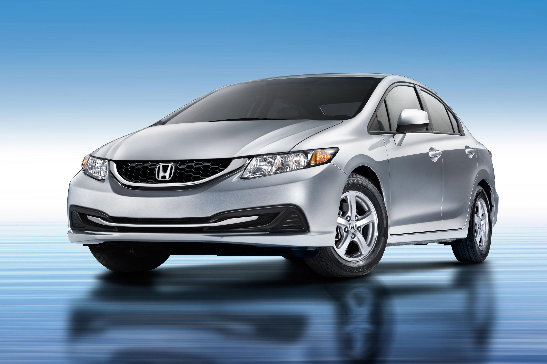 Honda Civic Natural Gas photo #1