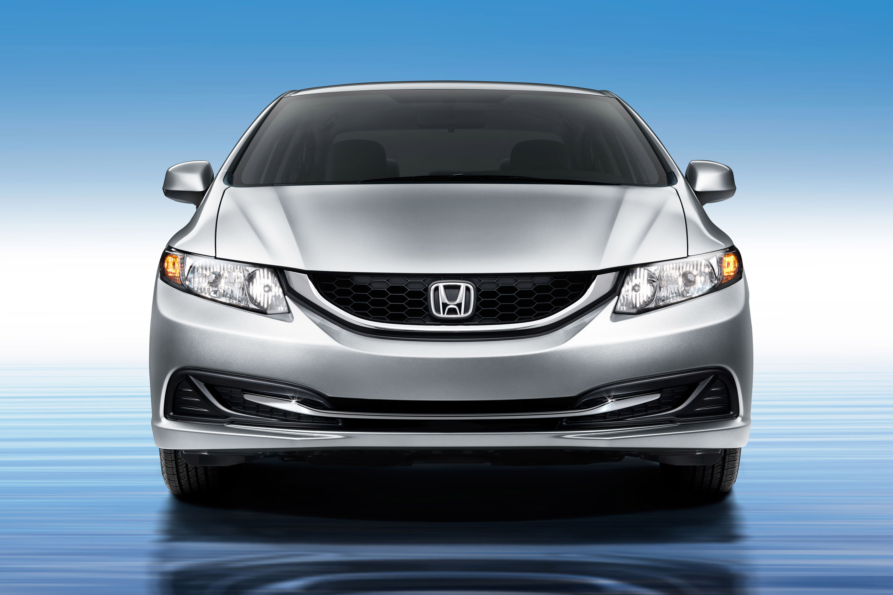 Honda Civic Natural Gas photo #2