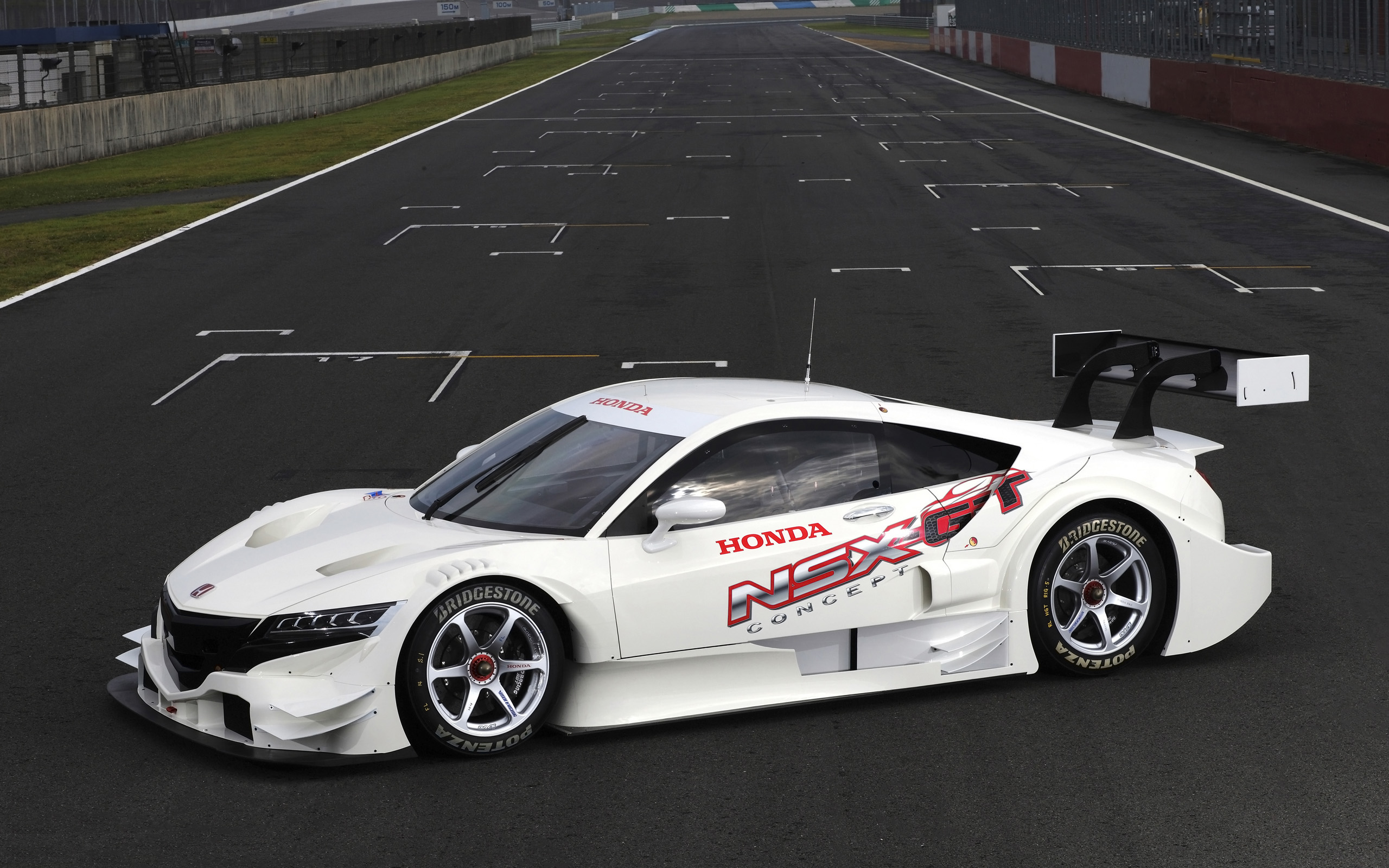 Honda NSX-GT Concept photo #1