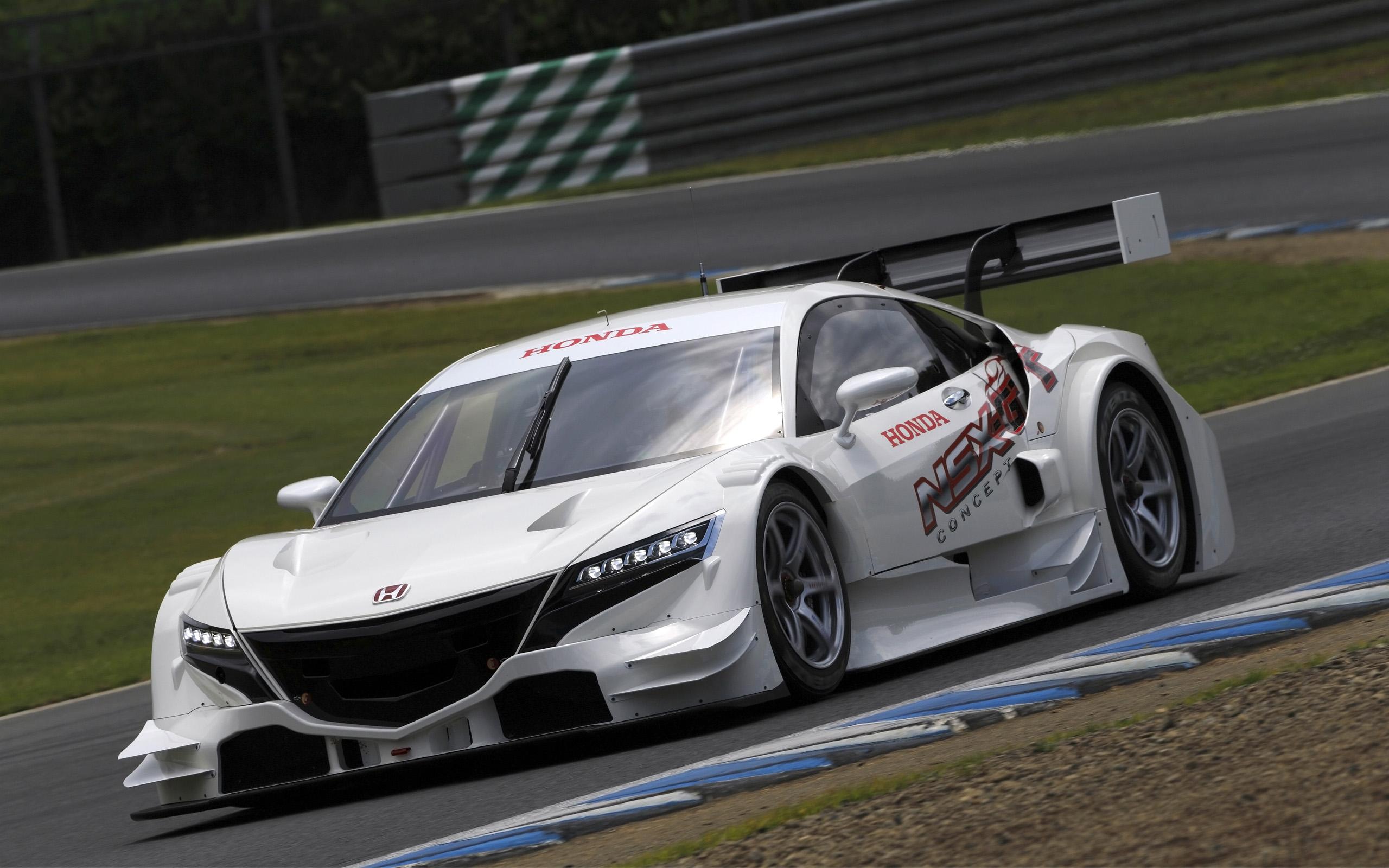 2013 Honda NSX-GT Concept - HD Pictures @ carsinvasion.com