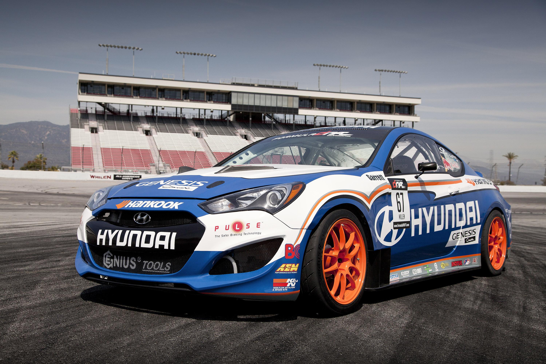 Hyundai RMR Genesis Coupe photo #1
