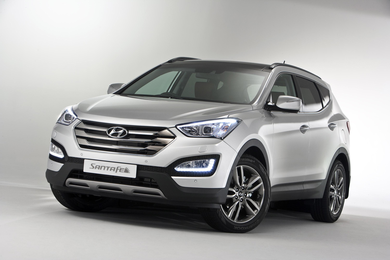 Hyundai Santa Fe photo #1