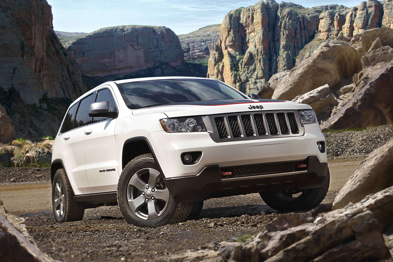 2013 jeep grand cherokee trailhawk problems
