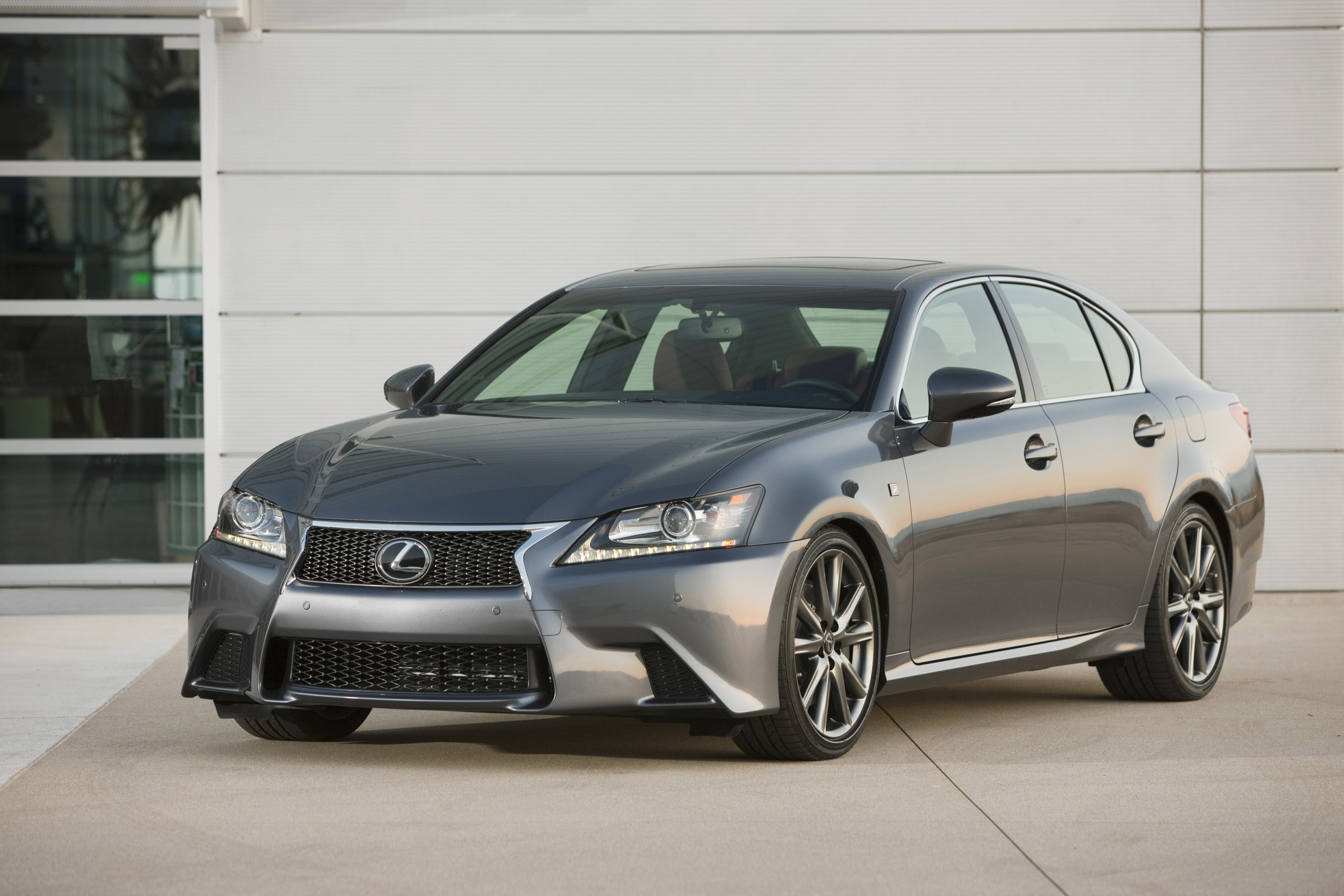 Lexus GS 350 F Sport photo #1