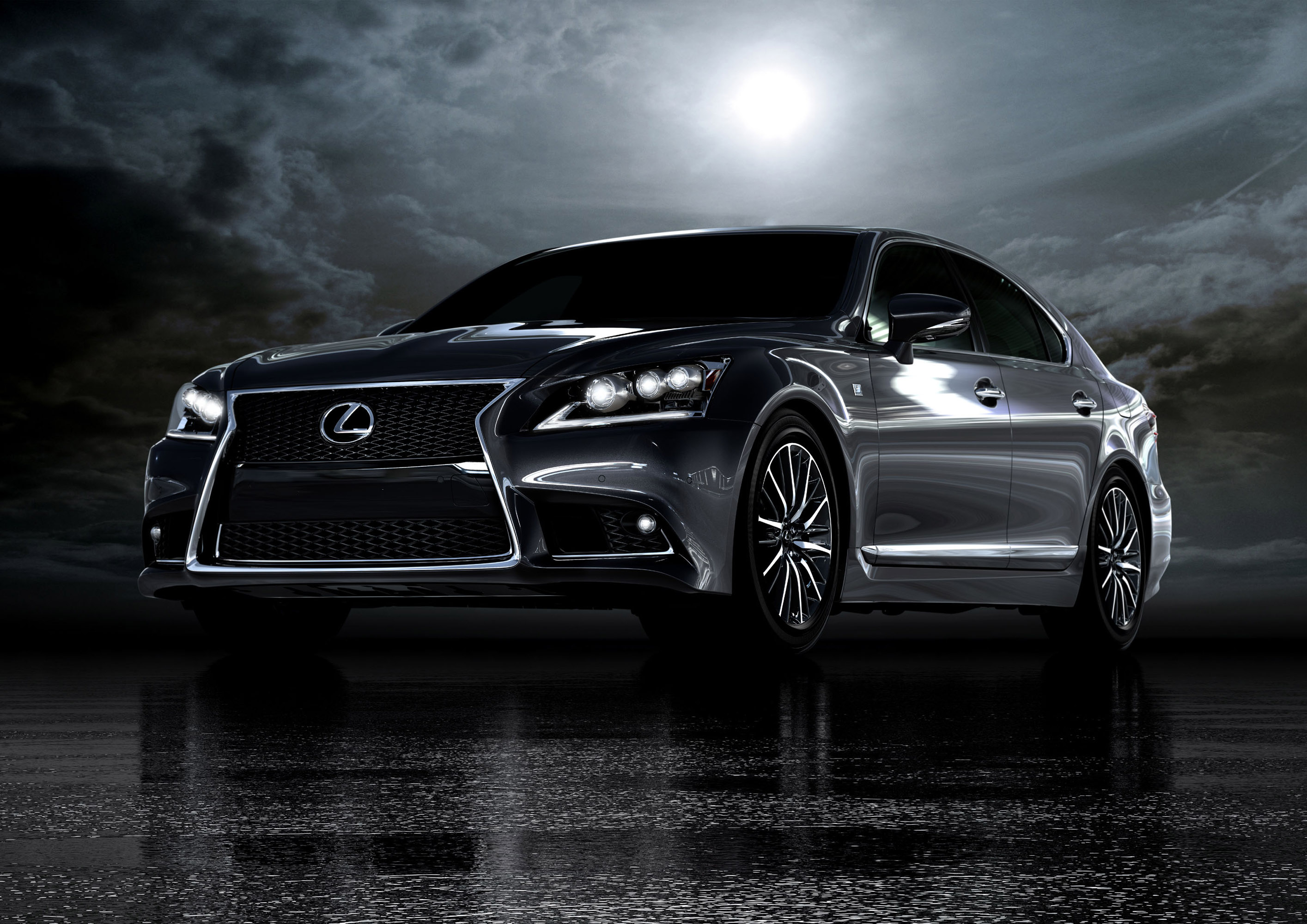 Lexus LS 460 F Sport photo #1
