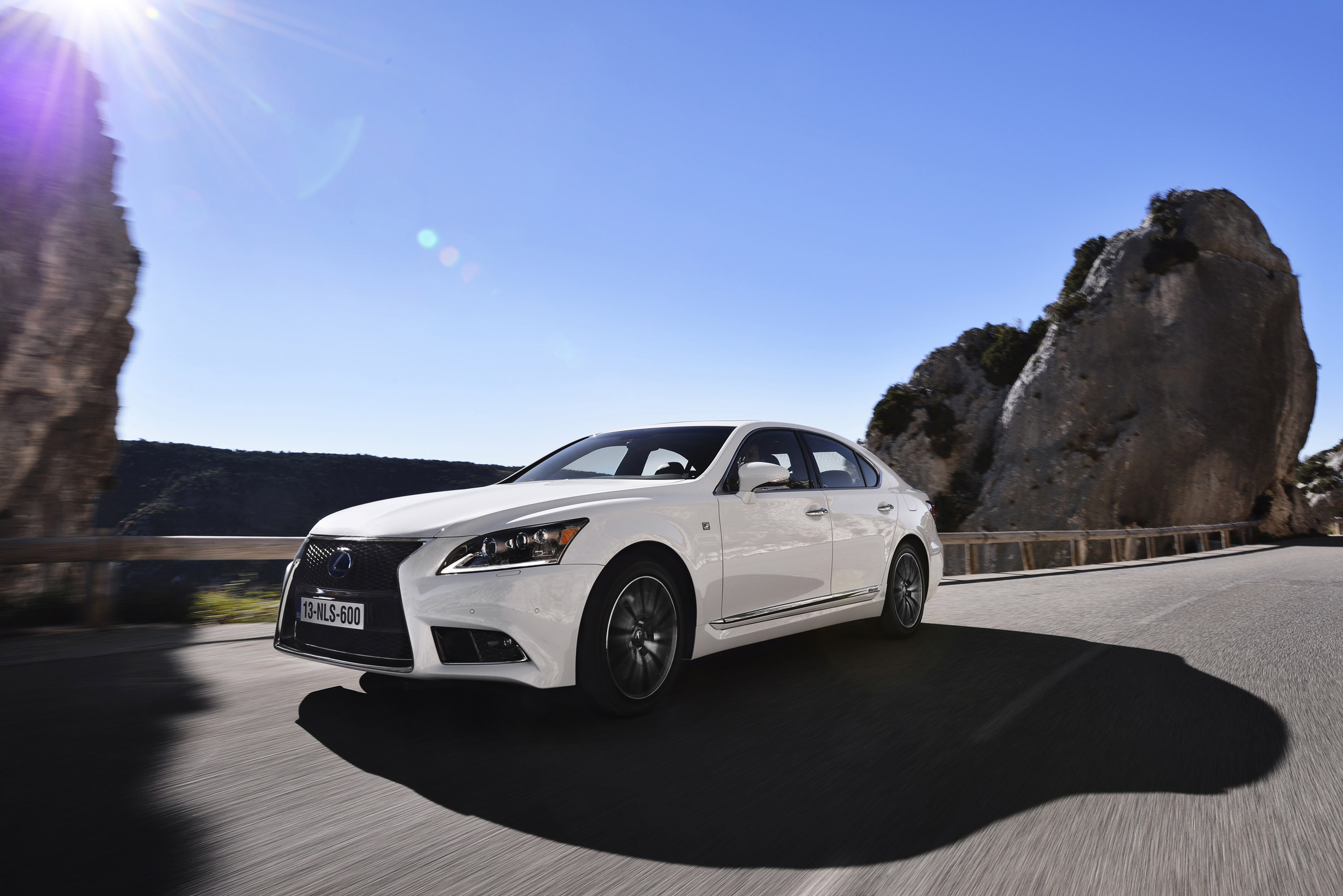 2013 Lexus LS EU Version – XXI Century Cars