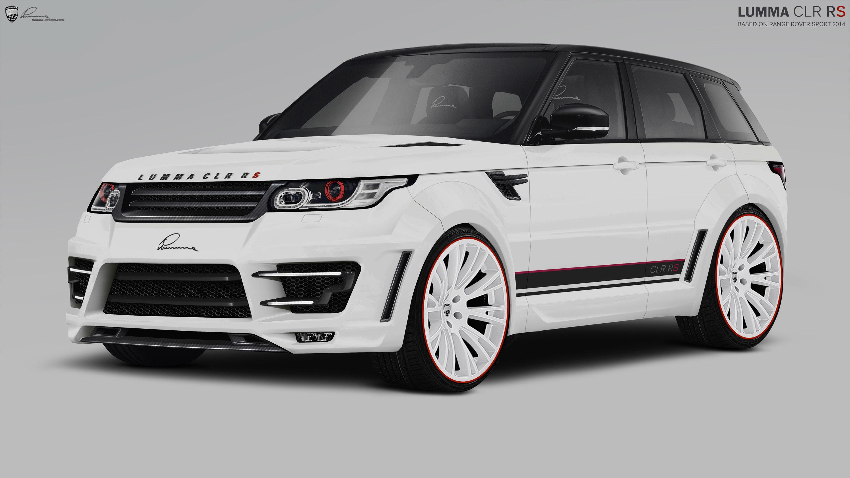 2013 Lumma Range Rover Sport Clr Rs Hd Pictures Carsinvasion Com