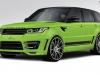 2013 LUMMA Range Rover Sport CLR RS
