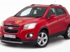 Manchester United Chevrolet Trax 2013