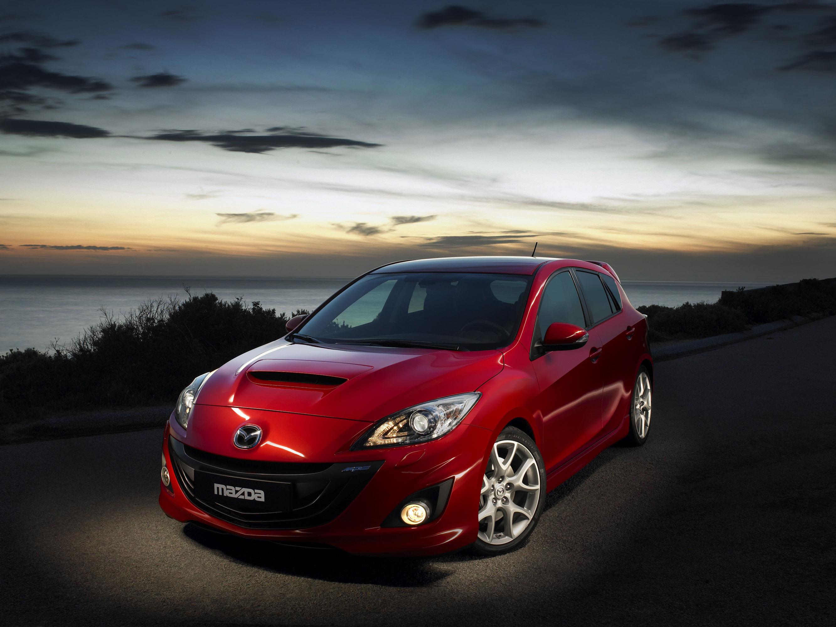 Mazda 3 MPS photo #1