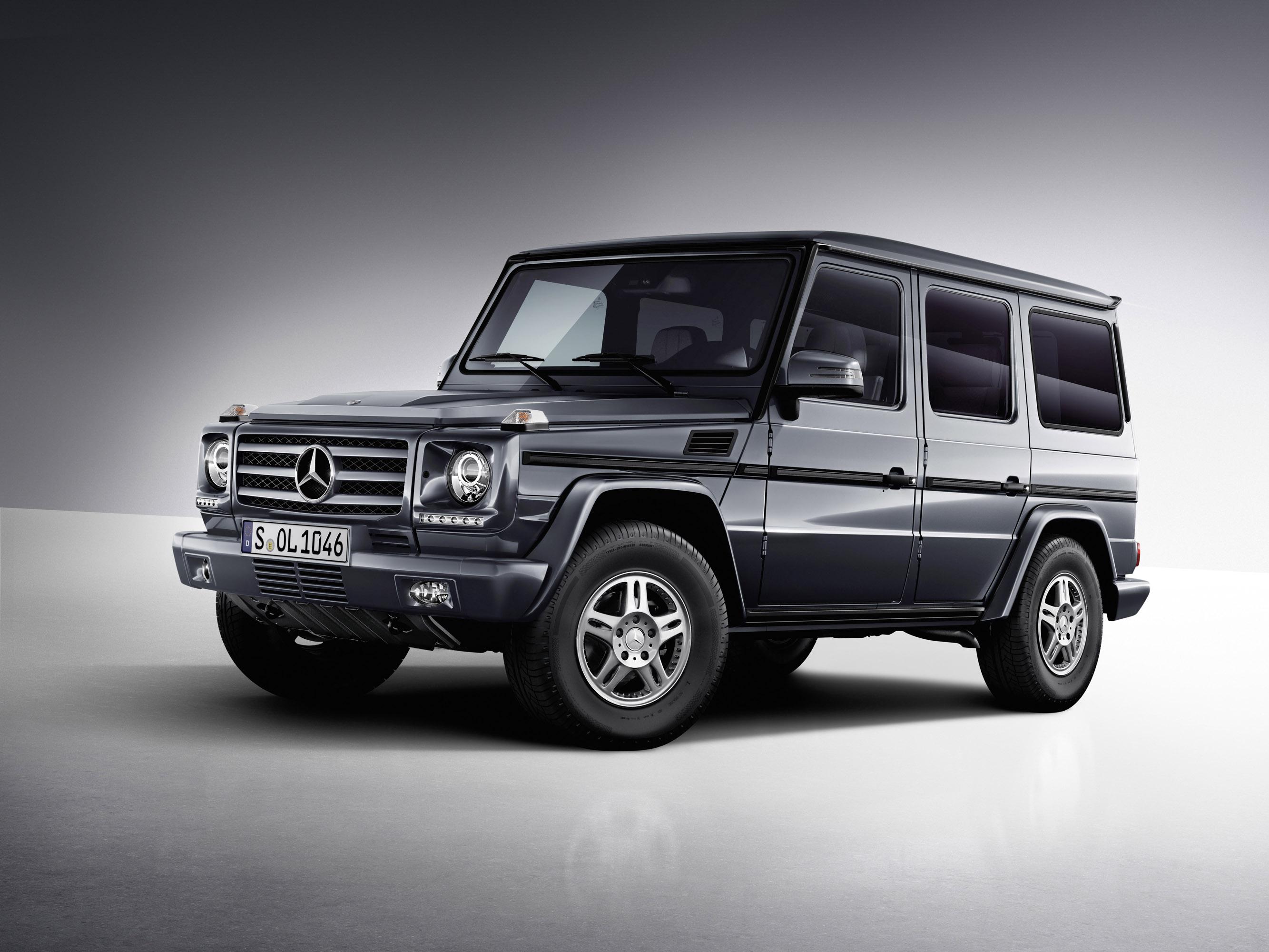 Mercedes-Benz G-Class photo #1
