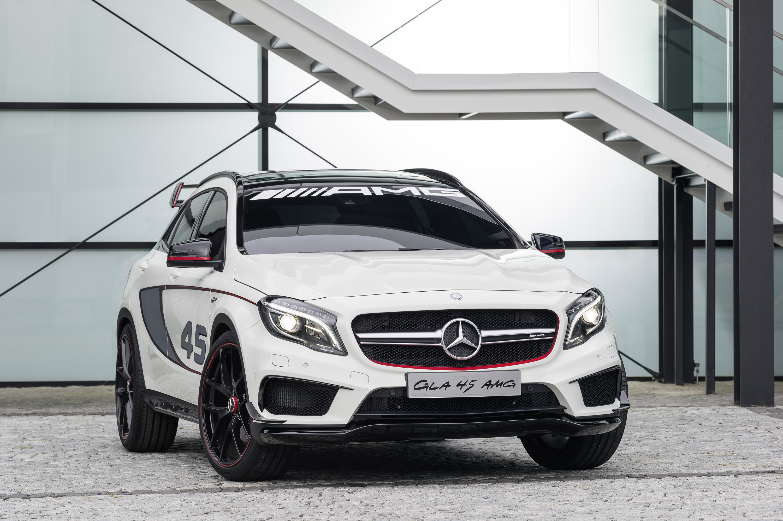 Mercedes-Benz GLA 45 AMG Concept photo #1