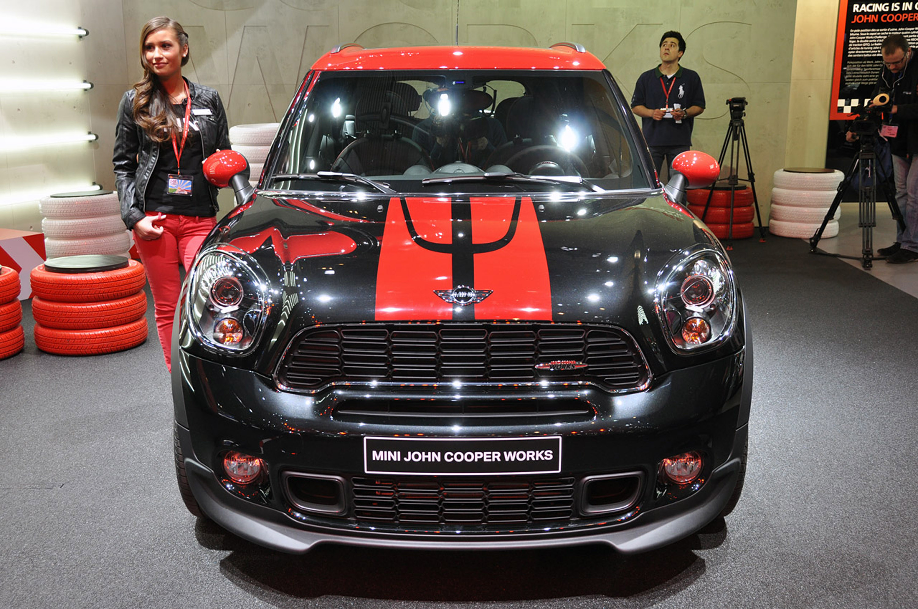 2013 mini countryman john cooper works hd pictures. Black Bedroom Furniture Sets. Home Design Ideas