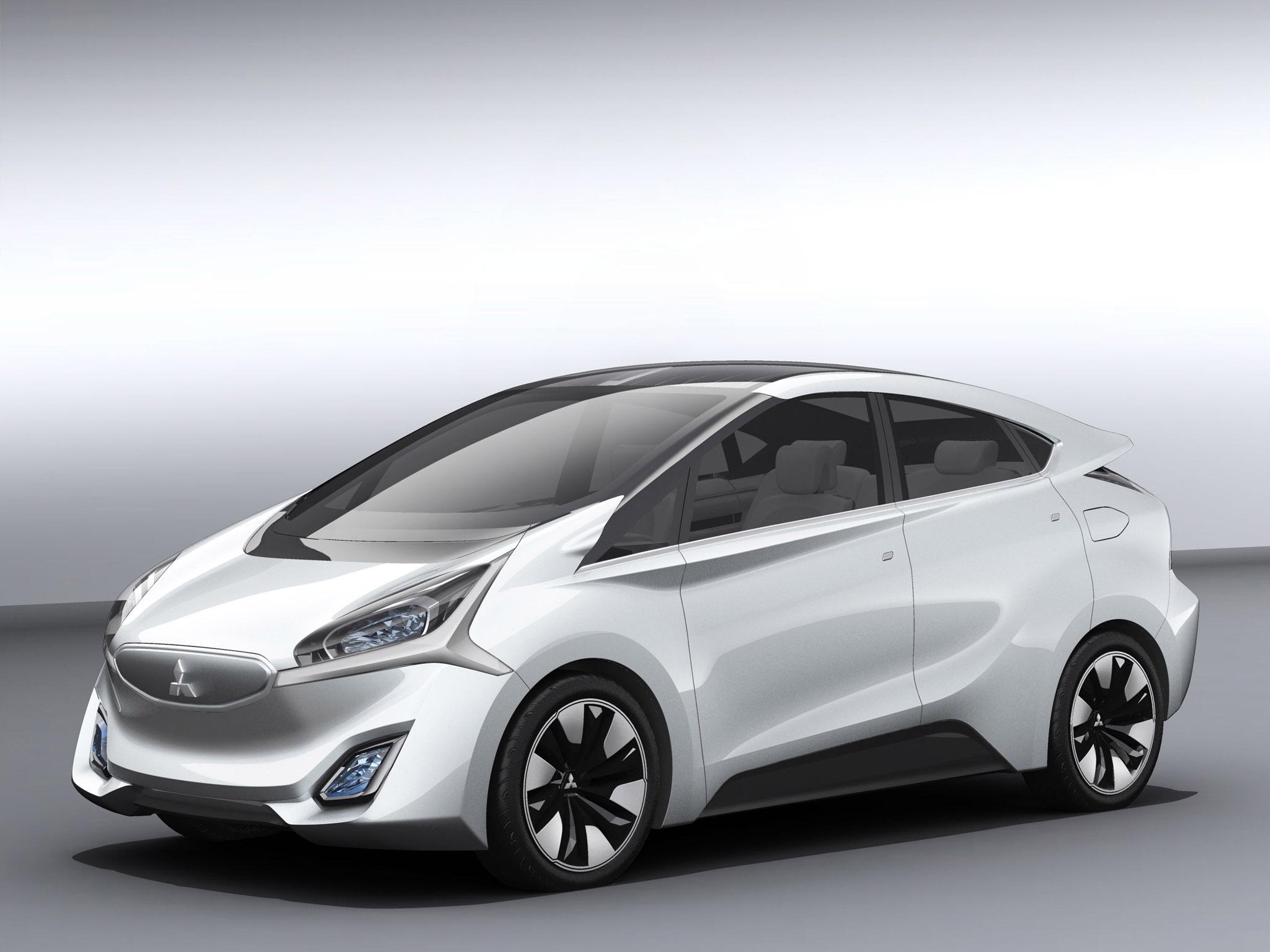 Mitsubishi CA-MiEV Concept photo #1