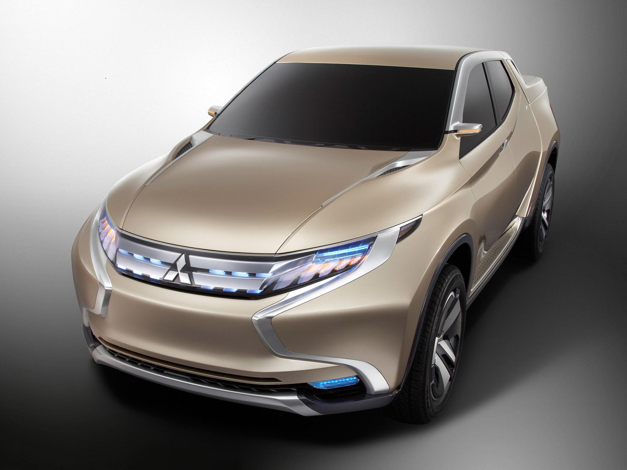 Mitsubishi GR-HEV Concept photo #1