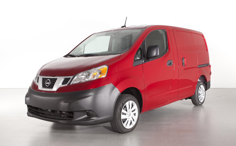 Nissan NV200 Cargo Van photo #1