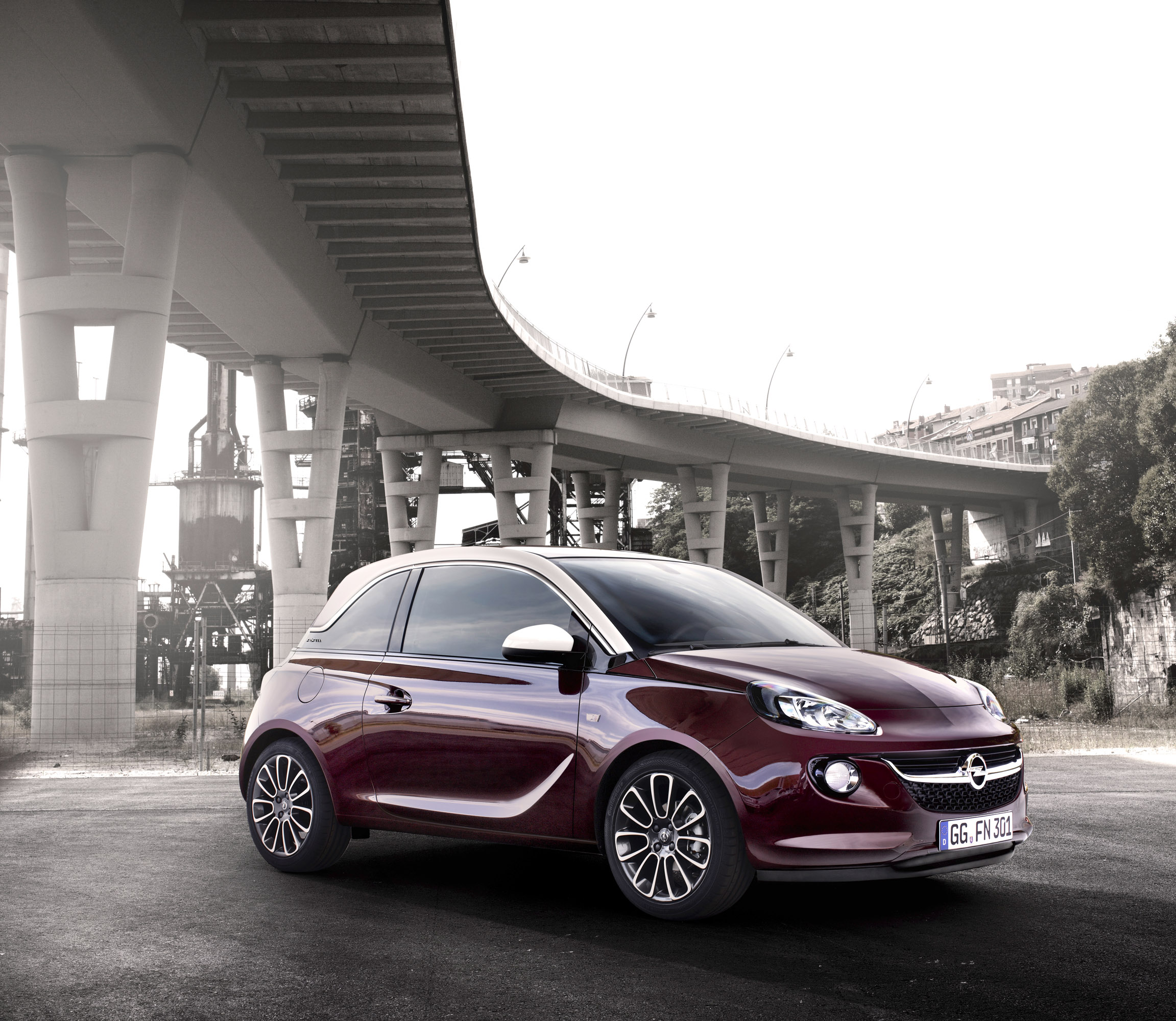 Opel Adam photo #1