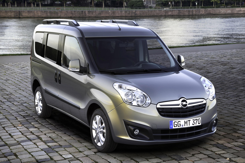 Opel Combo photo #1