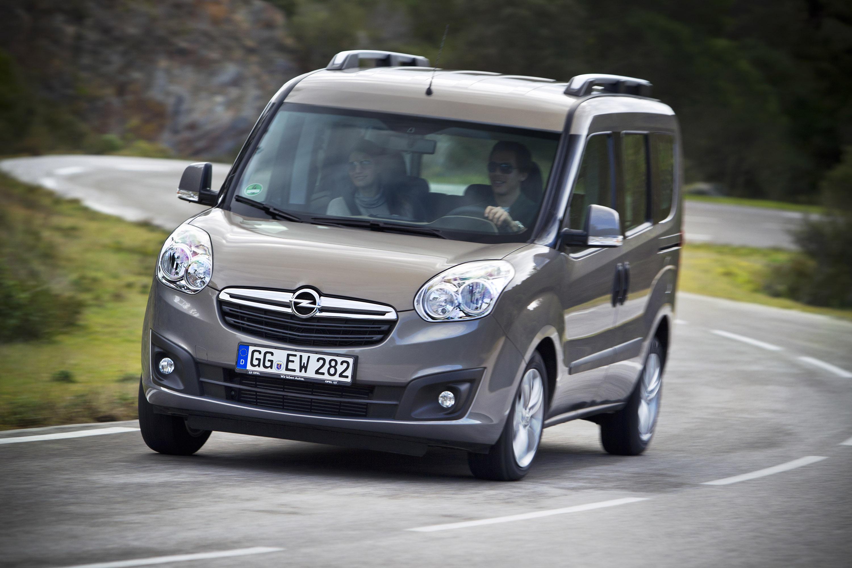 Opel Combo photo #2