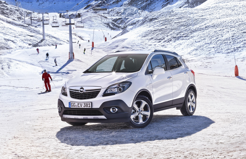 Opel Mokka photo #1