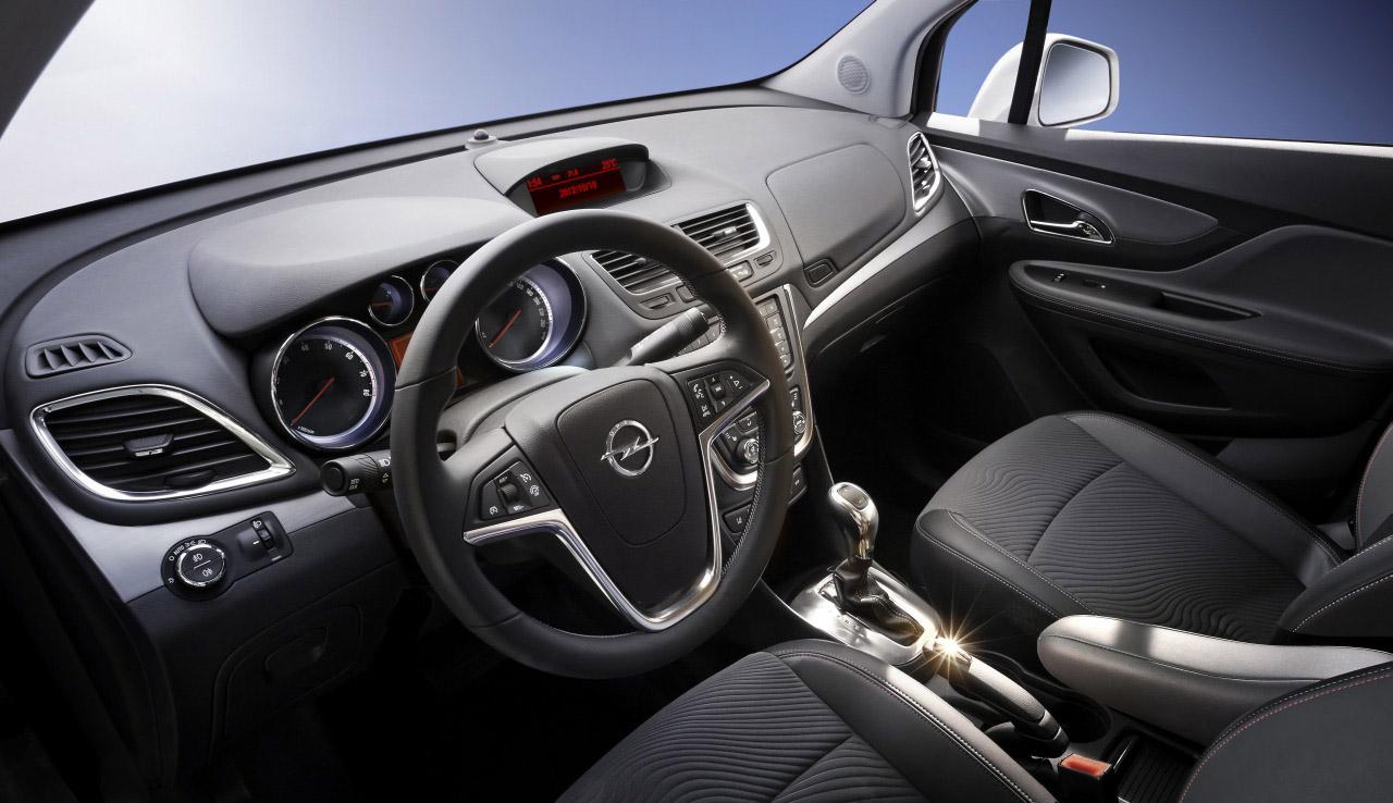 Opel Mokka photo #18