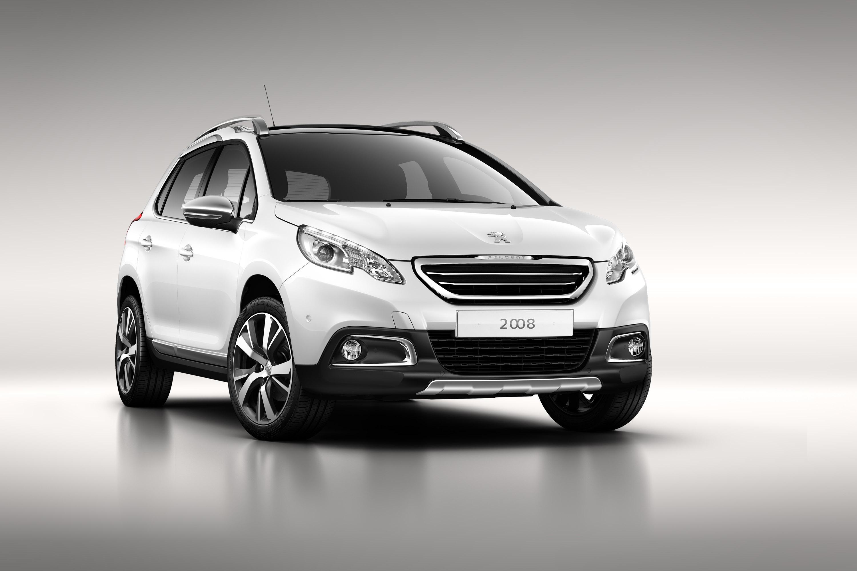Peugeot 2008 photo #1
