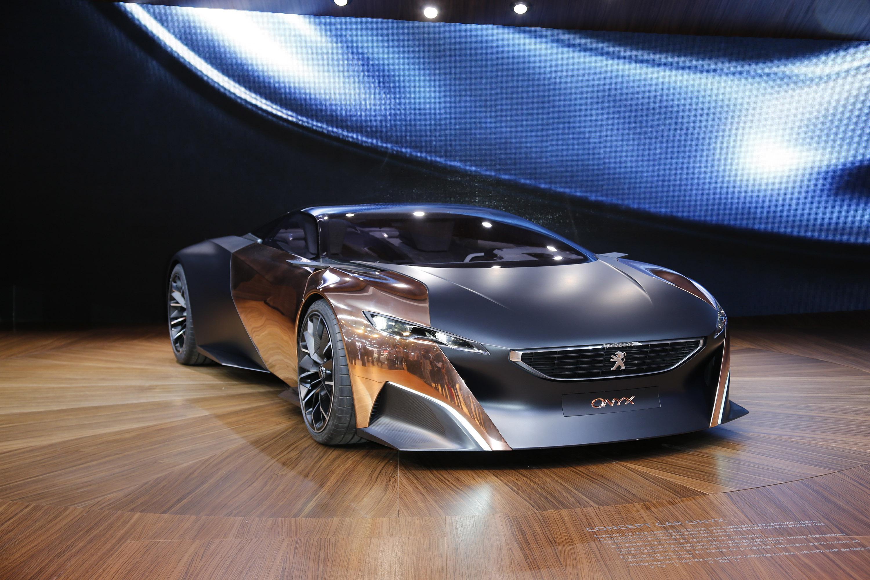 2013 Peugeot Onyx Concept Hd Pictures Carsinvasion Com